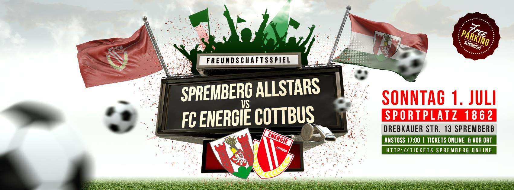 Spremberg Allstars vs. Energie Cottus